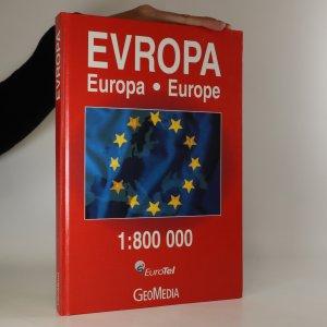 náhled knihy - Evropa. Europa. Europe