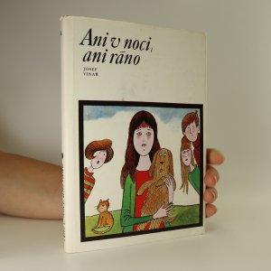 náhled knihy - Ani v noci, ani ráno