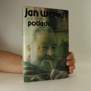 náhled knihy - Jan Werich vzpomíná... vlastně potlach