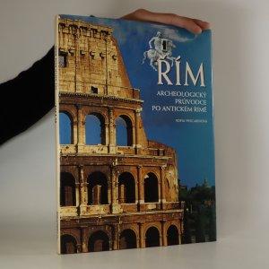 náhled knihy - Řím. Archeologický průvodce po antickém Římě