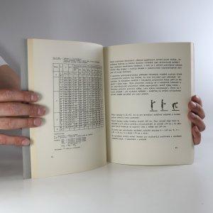 antikvární kniha Kuchyně pro novou generaci, 1971