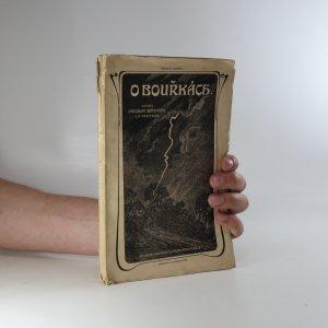 náhled knihy - O bouřkách a elektřině atmosférické