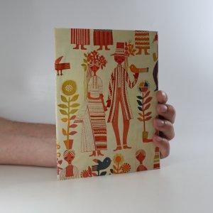 náhled knihy - Folkkonst i Tjeckoslovakien