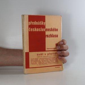 náhled knihy - Svět v přerodu