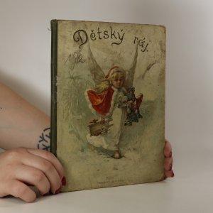 náhled knihy - Dětský ráj (možná nekompletní, nelze zkontrolovat)