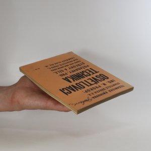 antikvární kniha Osvětlovací technika. Požadavky, prostředky a cíle, 1926