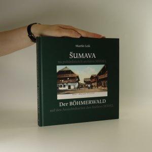 náhled knihy - Šumava na pohlednicích ateliéru Seidel