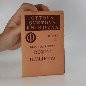 náhled knihy - Romeo a Giulietta