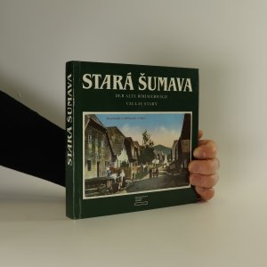 náhled knihy - Stará Šumava