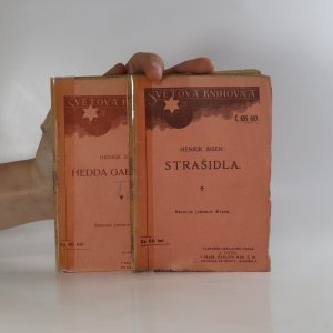 náhled knihy - Hedda Gablerova. Strašidla. ( ve 2 svazcích)