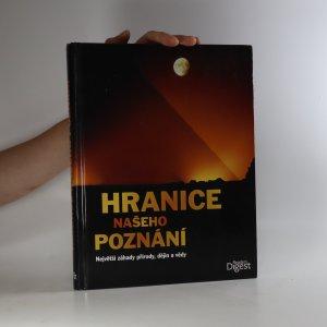 náhled knihy - Hranice našeho poznání