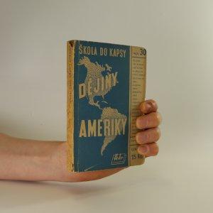 náhled knihy - Dějiny Ameriky