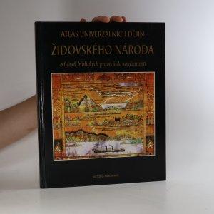 náhled knihy - Atlas univerzálních dějin židovského národa
