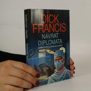 náhled knihy - Návrat diplomata. Detektivní příběh z dostihového prostředí