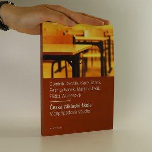 náhled knihy - Česká základní škola