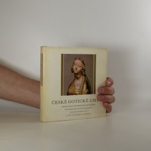 náhled knihy - České gotické umění