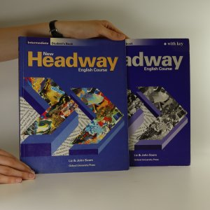 náhled knihy - New Headway English Course (2 svazky)