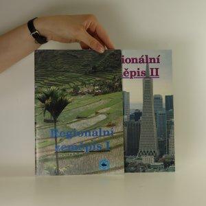 náhled knihy - Regionální zeměpis I. + II. (2 svazky)