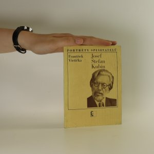 náhled knihy - Josef Štefan Kubín