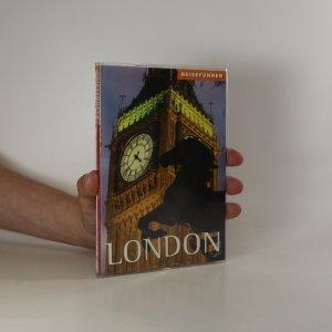 náhled knihy - London (průvodce + mapa)