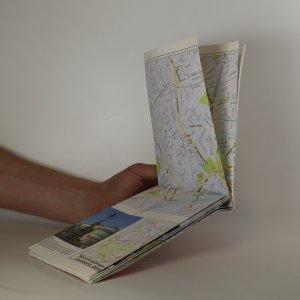 antikvární kniha London (průvodce + mapa), neuveden
