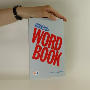 náhled knihy - Special English. Word book
