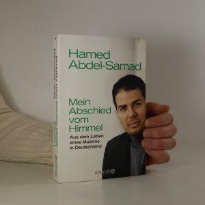 náhled knihy - Mein Abschied vom Himmel (věnování autora)
