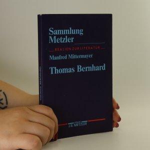 náhled knihy - Thomas Bernhard