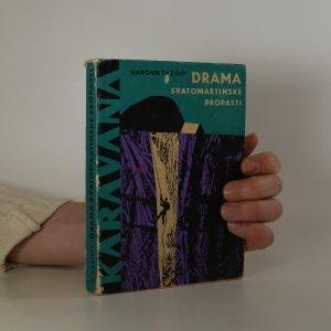 náhled knihy - Drama Svatomartinské propasti