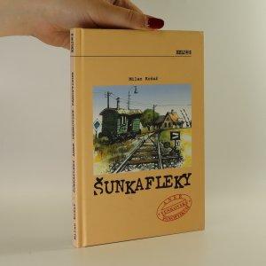 náhled knihy - Šunkafleky aneb venkovské panoptikum