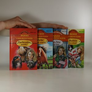 náhled knihy - 4x Penny a sedm bílých tlapek (4 svazky)