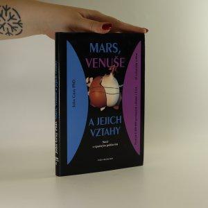 náhled knihy - Mars, Venuše a jejich vztahy. Smír s opačným pohlavím