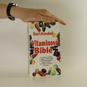 náhled knihy - Vitamínová bible
