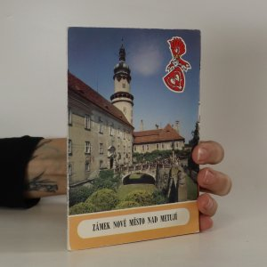 náhled knihy - Zámek Nové Město nad Metují (10 pohlednic)