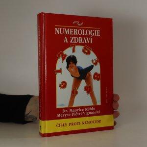 náhled knihy - Numerologie a zdraví