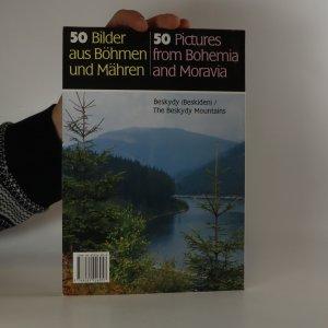 antikvární kniha 50 Bilder aus Böhmen und Mähren. 50 pictures from Bohemia and Moravia., 1996