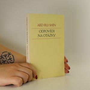 náhled knihy - Odpovědi na otázky. 1925-1937