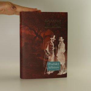 náhled knihy - Pražský hřbitov