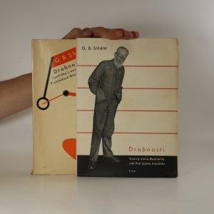náhled knihy - Drobnosti 1. a 2. díl (ve 2 svazcích)