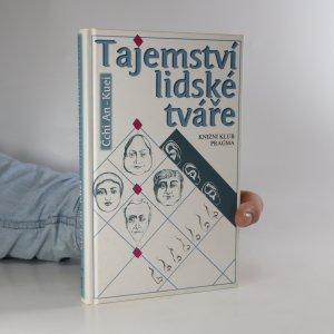 náhled knihy - Tajemství lidské tváře