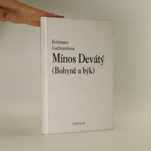 náhled knihy - Mínos Devátý (Bohyně a býk)