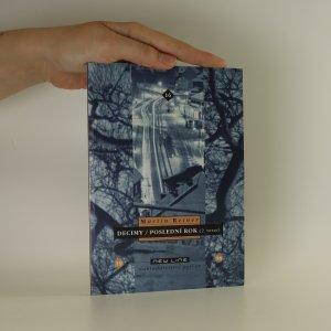 náhled knihy - Decimy/Poslední rok (2. verze)