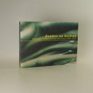 náhled knihy - Jezdec na delfíně. Antologie české erotické literatury 1990-2005