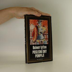 náhled knihy - Poslední dny Pompejí