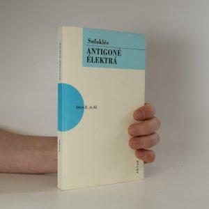 náhled knihy - Antigoné. Élektrá