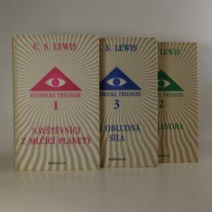 náhled knihy - Kosmická trilogie (3 knihy ve třech svazcích)