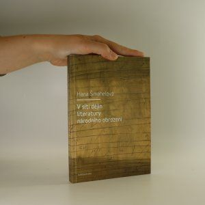 náhled knihy - V síti dějin literatury národního obrození