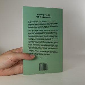 antikvární kniha Kdo je můj bližní? Otázky a odpovědi, 1997