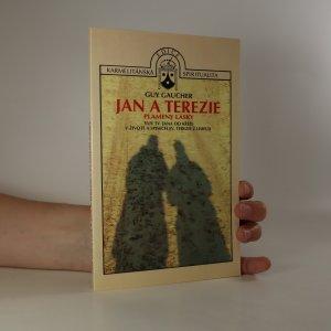 náhled knihy - Jan a Terezie. Plameny lásky