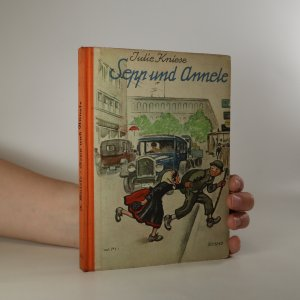 náhled knihy - Sepp und Annele